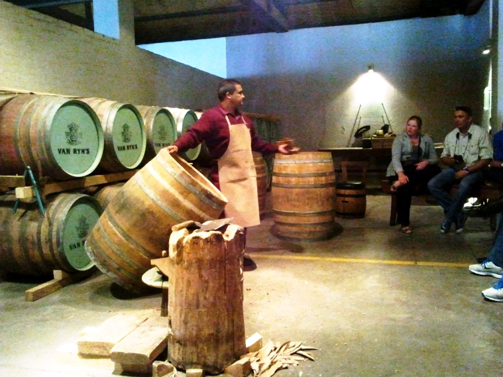 hop on hop off wine tour - Vine Hopper Van Ryn